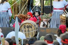 Casi 3.000 personas participarán en las ruas de Sant Antoni y Santa Eulària