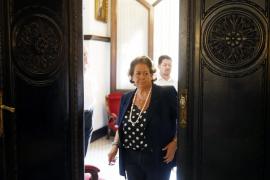 Rita Barberá se ausenta de las dos comisiones del Senado y el PP la sustituye