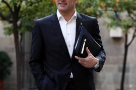 Romeva se propone que Catalunya tenga voz propia