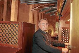 Bartomeu Veny, organista de la Seu