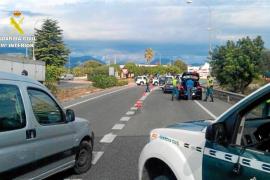 La Guardia Civil detiene al autor de múltiples robos en locales y viviendas de Santa Eulària