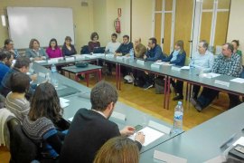 Primer paso para la creación de una alianza del agua en la isla de Eivissa