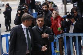 Empieza a declarar Jaume Matas en el juicio del caso Nóos