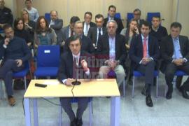 Jaume Matas: «Yo di la orden inicial. A partir de aquí yo no sé nada más»