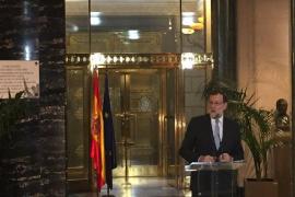 Rajoy dice que cualquier alternativa a la suya es lo peor para España