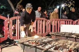 El entierro de la sardina de los vecinos de Es Clot