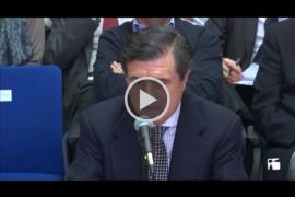 VÍDEO: Jaume Matas asume su culpa en el caso Nóos