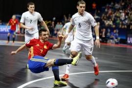 España tumba a Kazajistán y sueña con su séptima corona