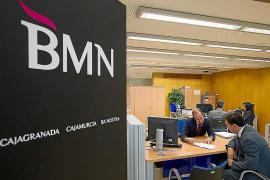 BMN-Sa Nostra logra un beneficio neto de 64 millones de euros en 2015