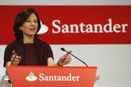 Ana Botín cobró del Santander 7,5 millones de euros en 2015
