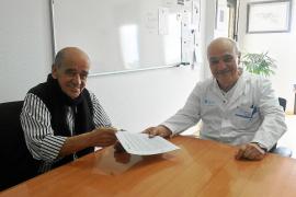 Apaac ofrecerá atención psicológica a los enfermos de cáncer en Can Misses