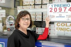 La Lotería Nacional reparte 1,2 millones de euros en una administración de Vila