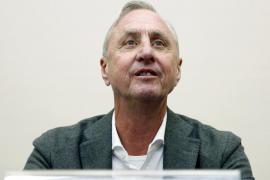Cruyff, sobre su lucha contra el cáncer: «Tengo la sensación de ir ganando 2-0»