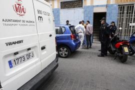 Aparece una mujer de 71 años muerta, con signos de violencia, en Valencia
