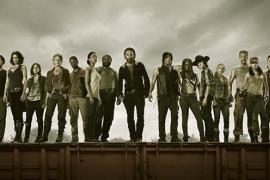 'The Walking Dead' regresa este lunes