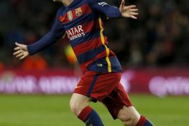 El Barça golea al celta con 'hat-trick' de Suárez y un penalti de Messi a lo Cruyff