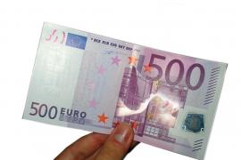 El BCE baraja eliminar los billetes de 500 por su vinculación con fines delictivos