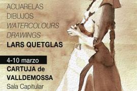 Exposición de Lars Quetglas en Valldemossa