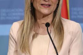 El PP nombra una gestora al frente del PP de Madrid presidida por Cifuentes