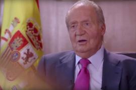 El rey Juan Carlos rememora su vida en un documental en la televisión francesa