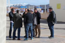 Acuerdo roto entre el CD Ibiza y el Ciudad de Ibiza