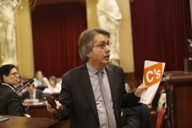 El Parlament toma en consideración la iniciativa de C's sobre la supresión del 'Nivel 33'