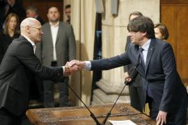 El TC suspende cautelarmente la Conselleria de Exteriors de Catalunya