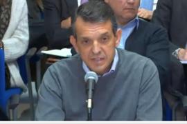 Jorge Vela: «El control de los gastos era absoluto»