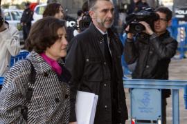 Aguilar desvincula a Camps de las negociaciones de los Valencia Summit