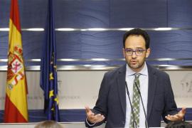 El PSOE no ve diferencias «insuperables» con C's y confía en cerrar un pacto
