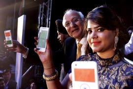 Lanzan en la India el móvil más barato del mundo a menos de 4 dólares