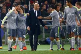 Ronaldo y Jesé arriman al Real Madrid a cuartos