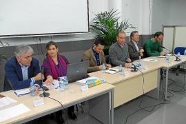 VÍDEO: El Consell d'Entitats de Formentera vuelve a rechazar la nueva ubicación de la estación marítima en Eivissa