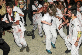 El 4 de marzo regresa a Eivissa el crucero 'zombie' y la Survival Zombie