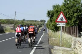 Mallorca afronta el mayor 'boom' de cicloturistas europeos de toda la historia