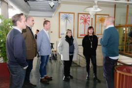 Armengol apoyará al sector audiovisual por su importancia estratégica