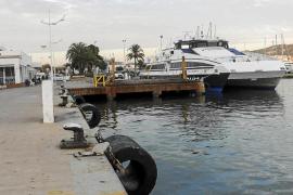 Rechazo unánime de los vecinos de Formentera al traslado de la estación marítima