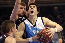 Causeur y Hanga clasifican, sufriendo, al Baskonia para semifinales