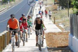 El Plan de Movilidad incluirá una red de carriles bici, 'electrolineras' y párquines disuasorios