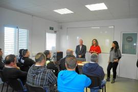 El jefe policial de Sant Antoni lleva a la Fiscalía el fichaje de Gallardo