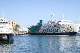 Unanimidad política en Formentera contra el traslado de la estación marítima