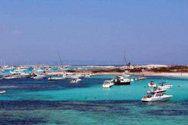 Ses Illetes ist der schönste Strand Europas