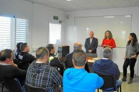 Sant Antoni carga contra el «deficiente» modelo policial dirigido por Verdugo