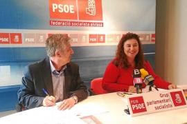 El PSOE critica a Podemos por hacer «discursos diferentes» en cada isla sobre la ecotasa