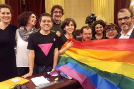 Aprobada la tramitación de la ley de gais y lesbianas con la abstención de PP y C's