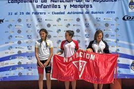 Tercera medalla de oro para Cata Fourcade