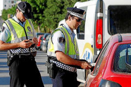 Detenido en Vila por no tener permiso de conducir ni de residencia
