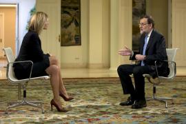 Rajoy: «He hablado con Rita Barberá y ella dice que es inocente»
