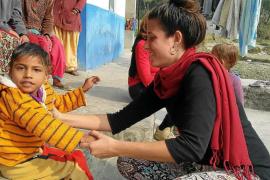'Via Oberta' para rehabilitar al pequeño Sushil