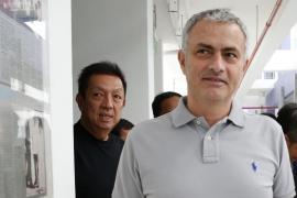 Mourinho: «La realidad es que no tengo trabajo y estoy feliz así»